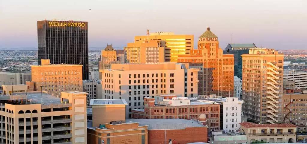 El Paso Suburbs