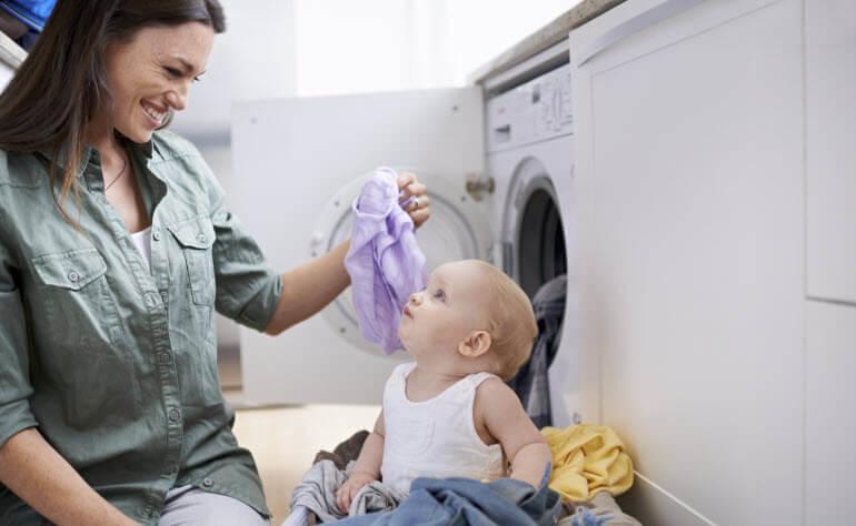 Clothes Storage Tip - Wash