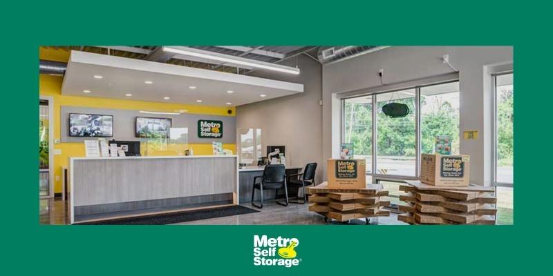Metro Self Storage Doylestown, PA Office