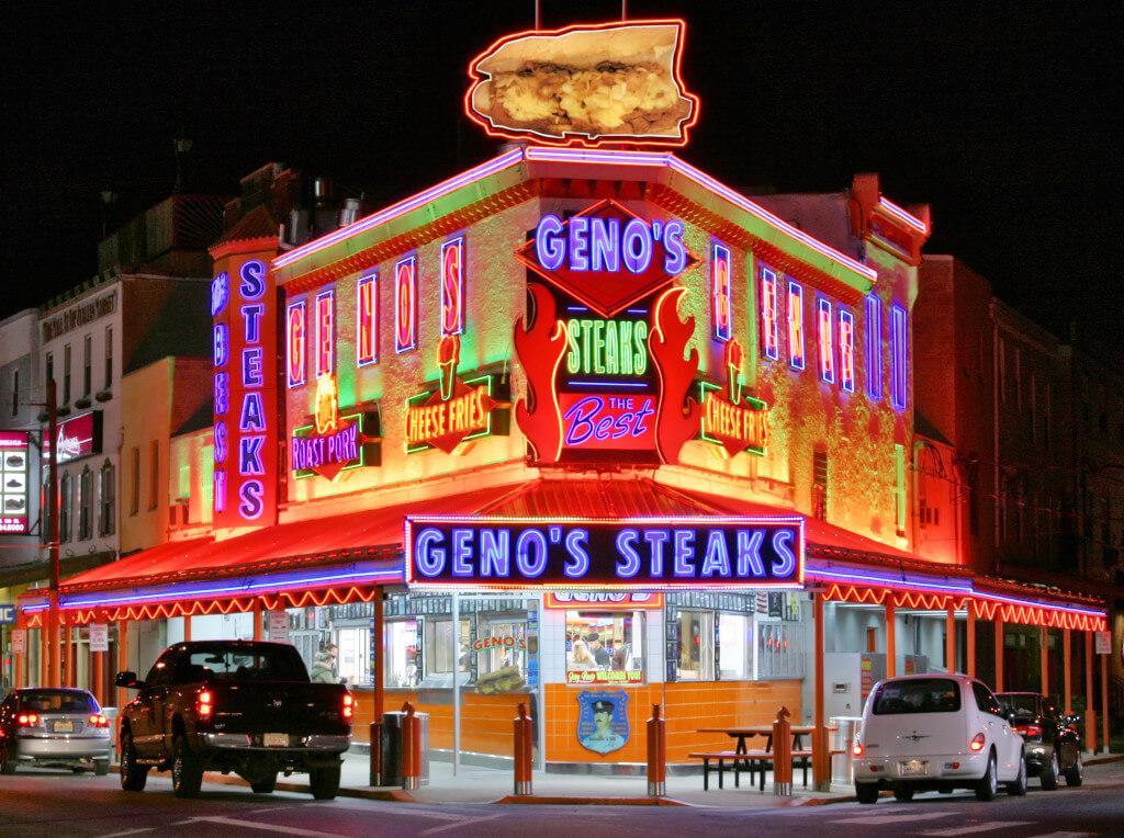 Genos_Steaks Philadelphia
