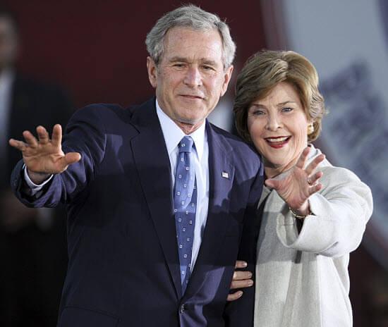 George W Bush Midland Tx