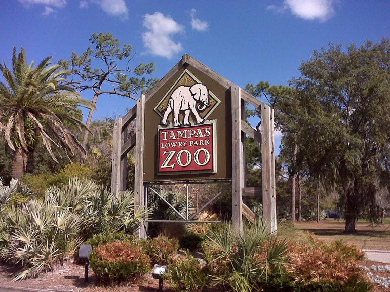 Lowry Park Zoo