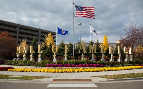 Bloomington MN Mall of America