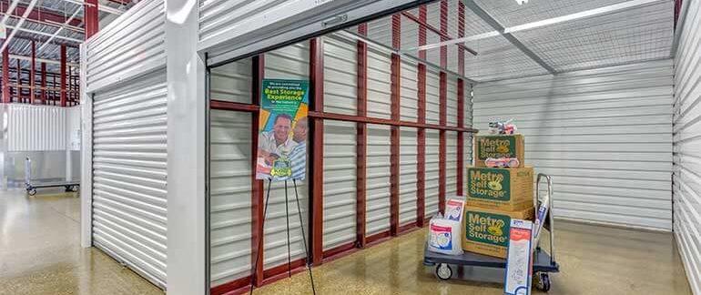 Metro Self Storage Buffalo Grove