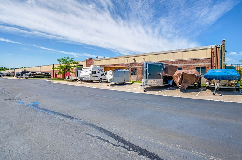Metro Self Storage Boat and RV Parking in Orono MN
