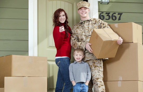 Military Family Moving to El Paso Tx Fort Bliss