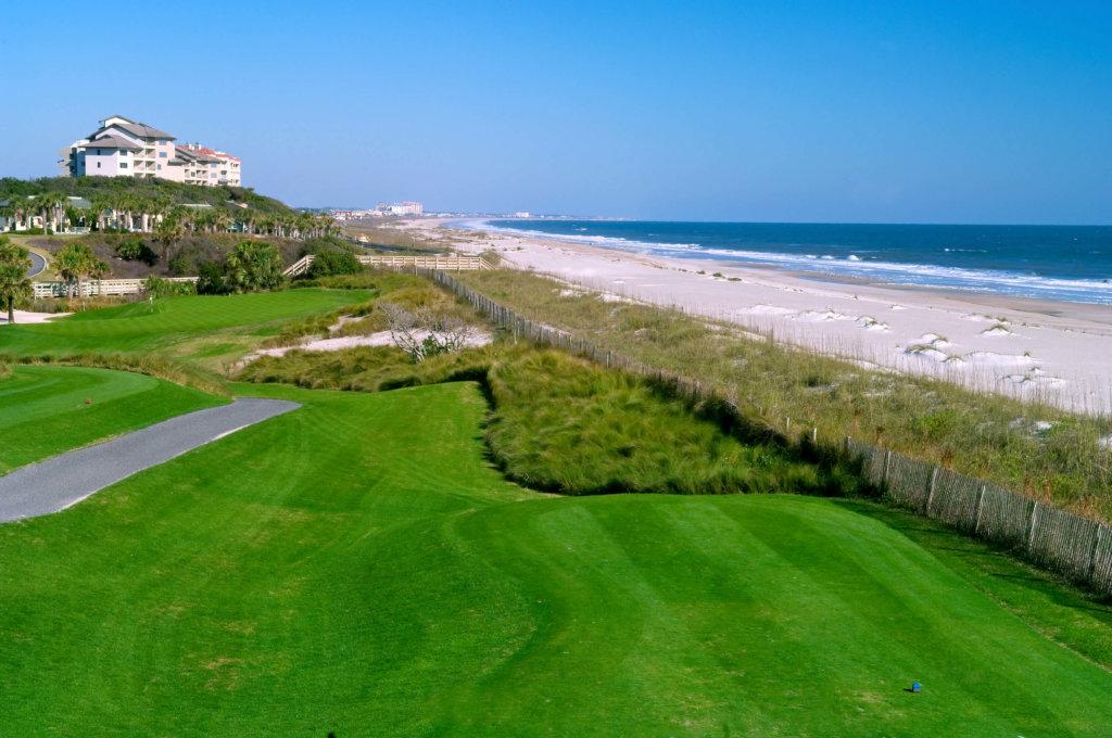 scenic ocean front golf Sarasota