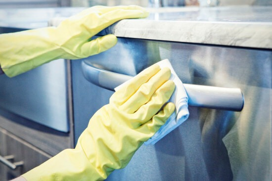 Staging Your Home Deep Clean