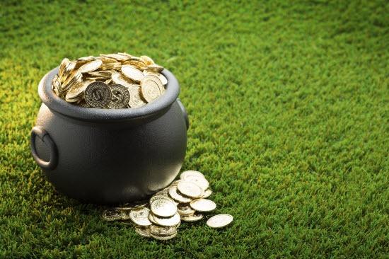 Storing Valuables to prevent damage for St Patricks Day