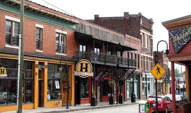 Old City Knoxville is one of the best neighborhoods in Knoxville