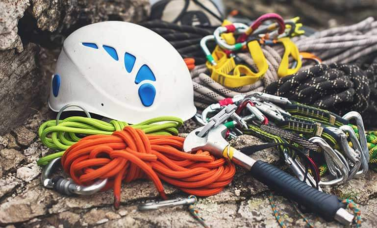climbing gear photo best rock climbing destinations in the midwest