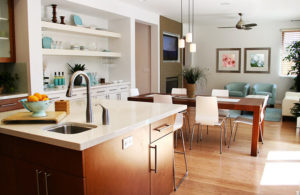 beautiful kitchen with natural light going green home remodel blog
