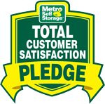 Total Customer Satisfaction Pledge